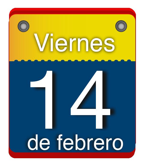 Febrero 14